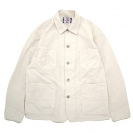 SON OF THE CHEESE - 60/40 COVERALL White