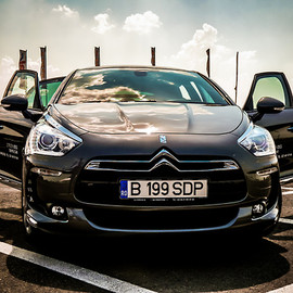 Citroën - DS5 - Perla Nera Black