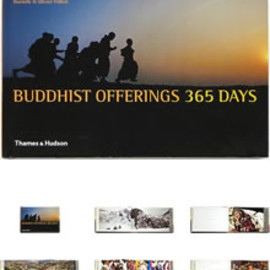 Danielle & Olivier Follmi - Buddhist Offerings 365 Days 仏教のありがたい言葉365日
