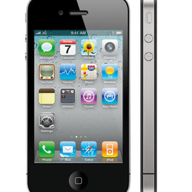 Apple - iPhone 4s 64GB / Black
