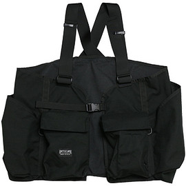 BATTLE LAKE - GAME VEST BLACK