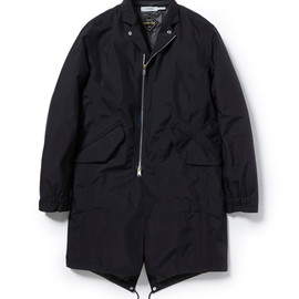 nonnative - TRAVELER COAT POLY TAFETA WITH GORE-TEX® PACLITE 2.5L