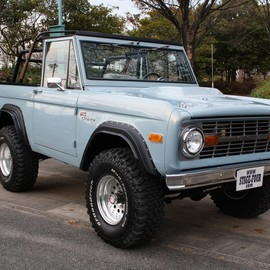 Ford - Early Bronco