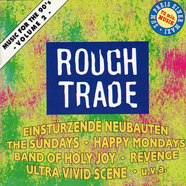 Various - Rough Trade - Music For The 90's • Volume 2