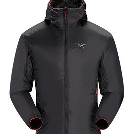 Arc'teryx - Nuclei Hoody Carbon Copy