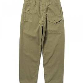 orslow - orSlow×fennica / British army pant