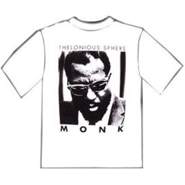 THELONIOUS MONK / THELONIOUS SPHERE / T-Shirts Tシャツ セロニアス・モンク