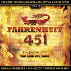 Bernard Herrmann - Fahrenheit 451-the Twilight Zone: Walking Distance