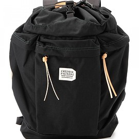 FREDRIK PACKERS - FREDRIK PACKERS / 500D ROLL TOP BACK PACK