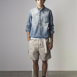 Sacai - Denim Shirt