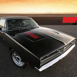 Dodge - 69 Charger R/T