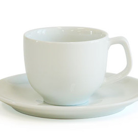 Rosenthal/Thomas - Coup cup & saucer / Design by Konstantin Grcic