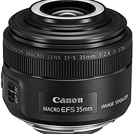 CANON - EF-S 35mm F2.8 Macro IS STM