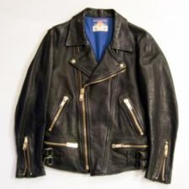 blackmeans - GJ52-4 LEATHER MOTORCYCLE JACKET