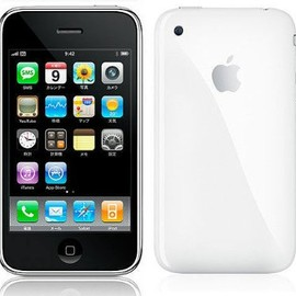 Apple - iPhone 3G 16GB ホワイト MB500J