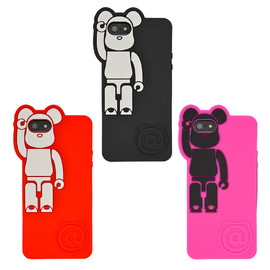 MEDICOM TOY - BE@RBRICK silicone case for iPhone 5