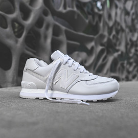 "New Balance - New Balance ML574 - ""White Instinct"""