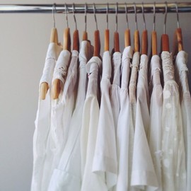 vintage white blouses at Dear Golden
