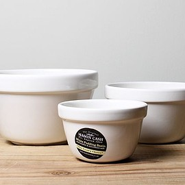 MASON CASH - White Pudding Basins 02