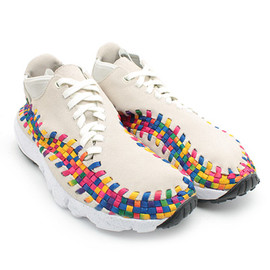 Nike - NIKE AIR FOOTSCAPE WVN CHKKA PRM QS(SAIL)