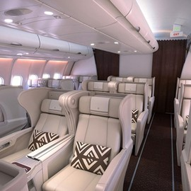 Fiji airways - new livery design