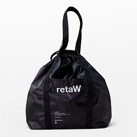 retaW, fragment design - Nylon Tote TYPE A