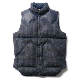 Rocky Mountain Featherbed - rocky mountain featherbed tweed vest ROCKY MOUNTAIN FEATHERBED TWEED VEST | HAVEN FINAL SALE