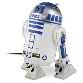 R2-D2 USB Hub - Star Wars