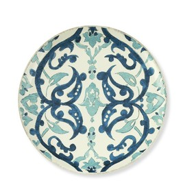 Williams-Sonoma - Turkish Tile Salad Plates, Set of 4