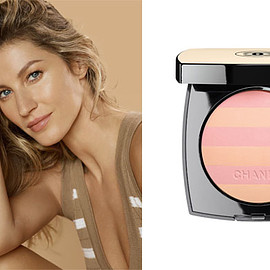 CHANEL - LES BEIGES HARMONIE POUDRES BELLE MINE, Face powder