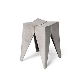 Henri Lavallard Boget - Concrete Bridge Stool