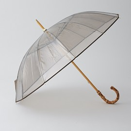 Traditional Weatherwear - VINYL UMBRELLA BAMBOO
