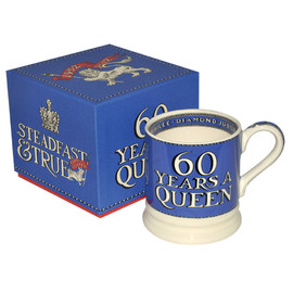Emma Bridgewater - Diamond Jubilee Boxed 1/2 Pint Mug