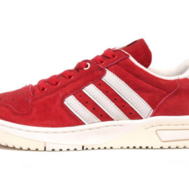 "adidas - EDBERG 86 ""STRAWBERRIES&CREAM"" ""FOOTPATROL"" ""LIMITED EDITION for CONSORTIUM"""