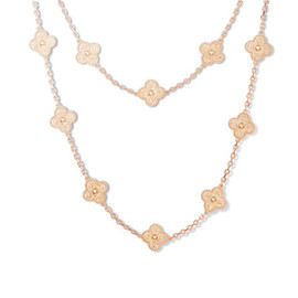 Van Cleef & Arpels - Vintage Alhambra Long Necklace