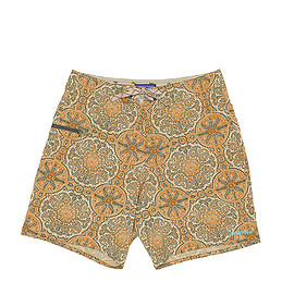Patagonia - Men's Printed Stretch Plaining Board Shorts-MYAT