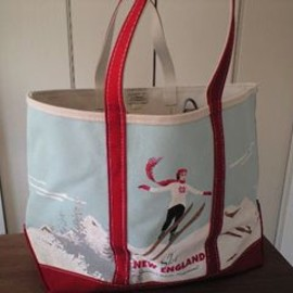 L.L.Bean - season tote 2009 winter