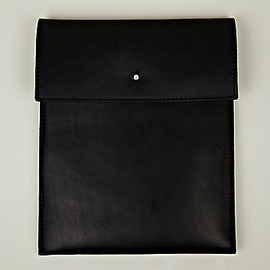 Rick Owens - iPad Case in Black