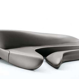 B&B - The Moon System Sofa/Zaha Hadid