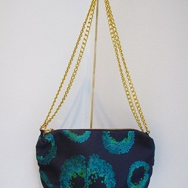 GVGV - RING JACQUARD BAG