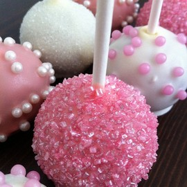 Pink Crush ~cake pop perfection
