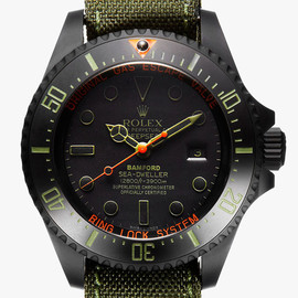 Rolex, Bamford Watch Department - Deepsea - Military
