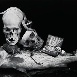 Irving Penn  1917-2009 - 1996 Crossing the River Styx