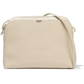 The Row - Textured-leather shoulder bag