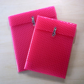 FOCA - BWB Bubble Wrap Bag  (pink)