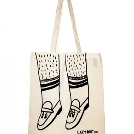 Lazy Oaf  - Loafers Tote Bag