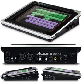 ALESIS - PRO AUDIO DOCK FOR iPad & iPad2 iO DOCK