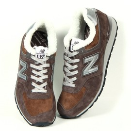 New Balance - BEAUTY&YOUTH UNITED ARROWS BY 別注New balance 574 ボアスニーカー