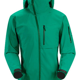 Arc'teryx - Sidewinder Jacket -Green Light