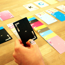 hundredmillion - CMYK PLAYING CARDS